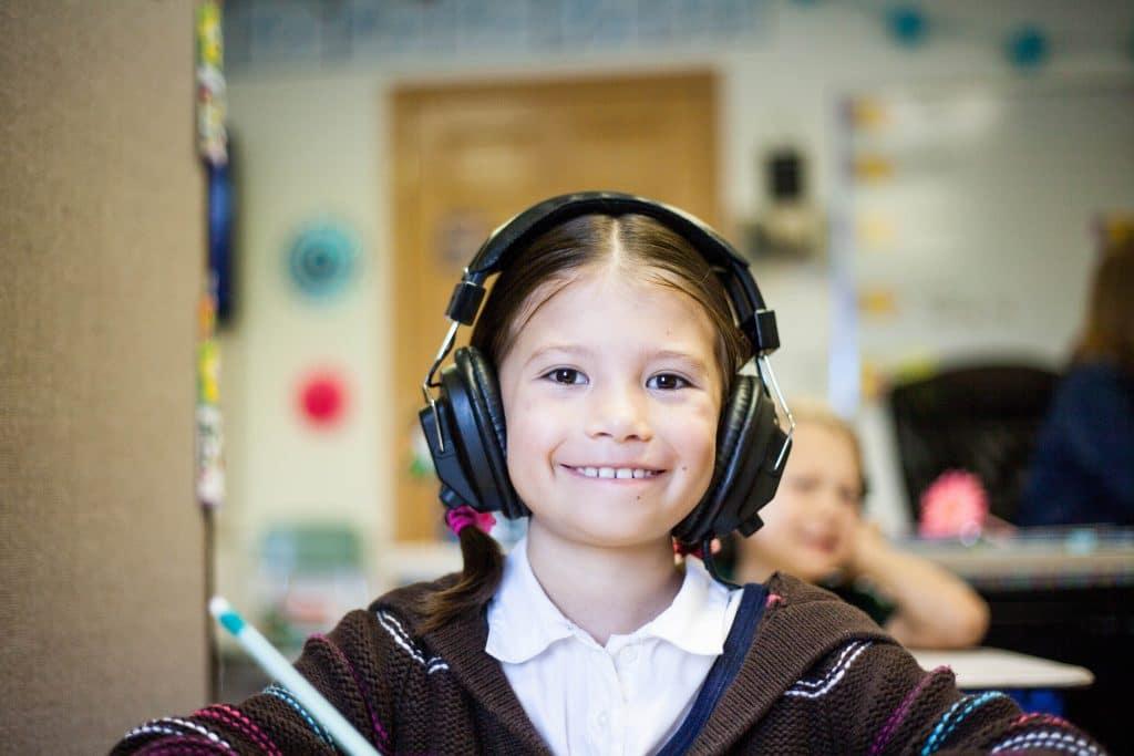 hearing-in-children
